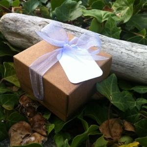 Mon faire part est unique - boîte à dragées - cadeau invités - mariage baptême 14