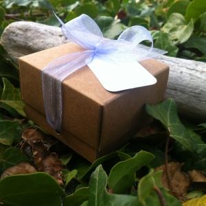 Mon faire part est unique - boîte à dragées - cadeau invités - mariage baptême 15
