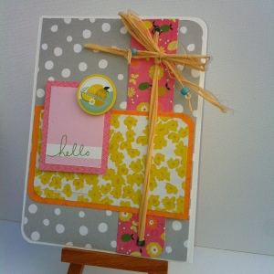 carte girly toute occasion