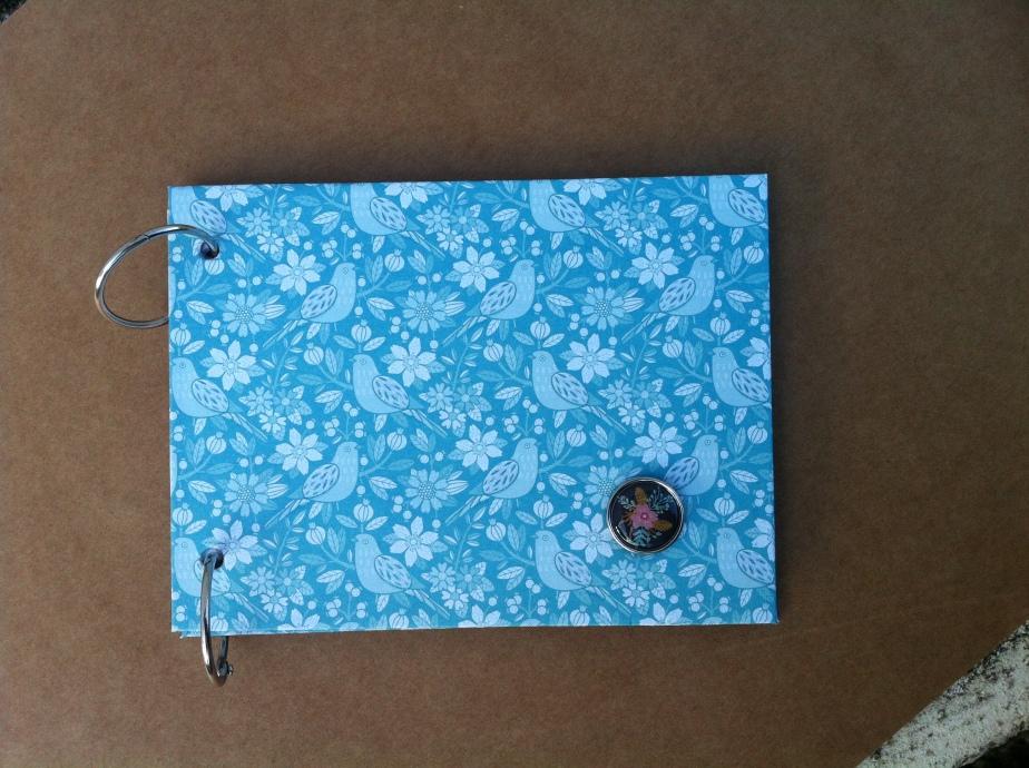 carnet de notes ou agenda perpétuel