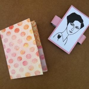 Porte cartes de visite ou porte carte de fidélité