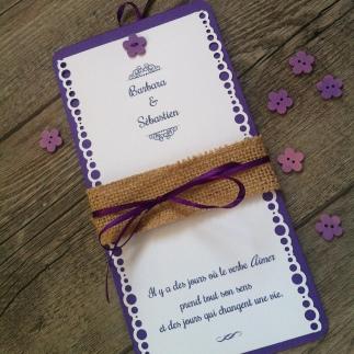 faire-part-de-mariage-violet-blanc-et-toile-de-jute-violette-de-toulouse-fleur-violette-2