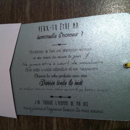 carte-pochette-veux-tu-etre-mon-temoin-demoiselle-dhonneur-blanc-gris-argente-et-ruban-jaune-3