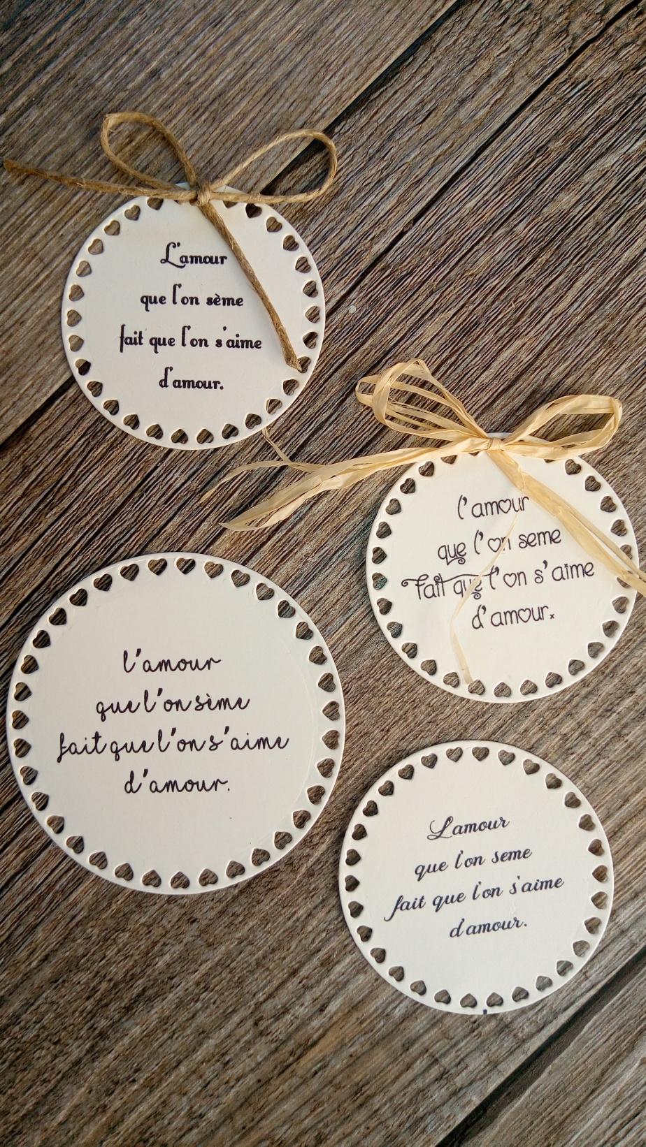 Etiquettes pour sachets degraines
