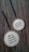 Etiquettes illuminez l'entrée des mariés idées animations mariage- invités jeux mariage- mon faire part est unique 1