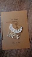 Sachet de confettis pour la sortie des mariés - église ou maririe 1