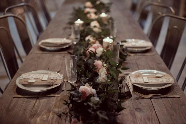 décoration de mariage esprit bohème